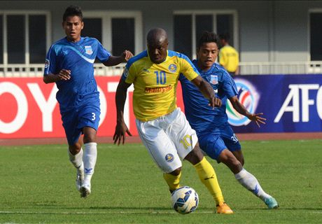 Gopi Saves Pahang's Blushes