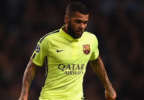 Barça, Dani Alves proche de signer dans un autre club !