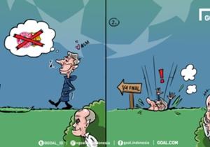 Selalu tereliminasi di fase 16 besar Liga Champions dalam empat tahun terakhir setelah dipertemukan dengan lawan-lawan kelas berat, barangkali Arsene Wenger sedikit pongah saat Arsenal terundi melawan AS Monaco kali ini. Ia melupakan fakta mutlak bahwa...