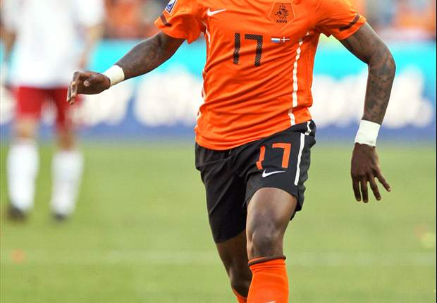 World Cup 2010: Netherlands Winger Eljero Elia Doesn't Fear Brazil Defender Maicon