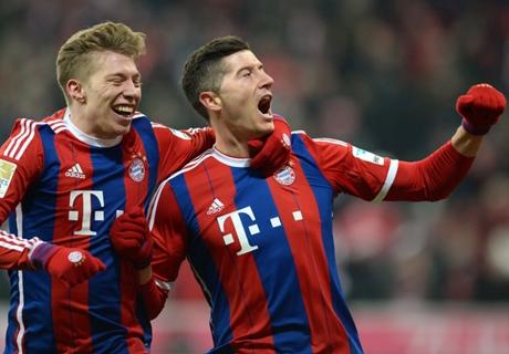 Bayern und der Wolfsburg-Faktor
