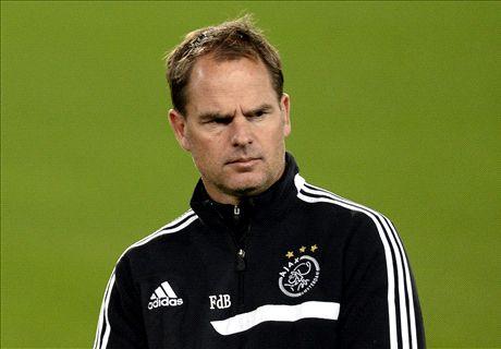 De Boer blijft Ajax trouw