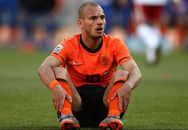 World Cup 2010: Netherlands Midfielder Wesley Sneijder Laments Not Winning Four Titles This Season