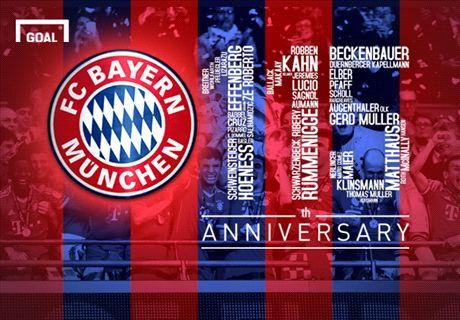 Selamat Hari Jadi Ke-115, Bayern!