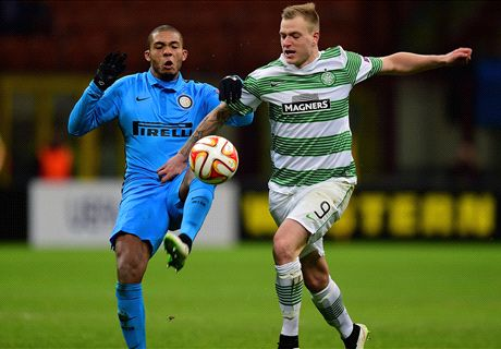 Inter 1-0 Celtic (agg. 4-3): Hosts through