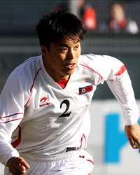 Jong Hyok Cha Player Profile