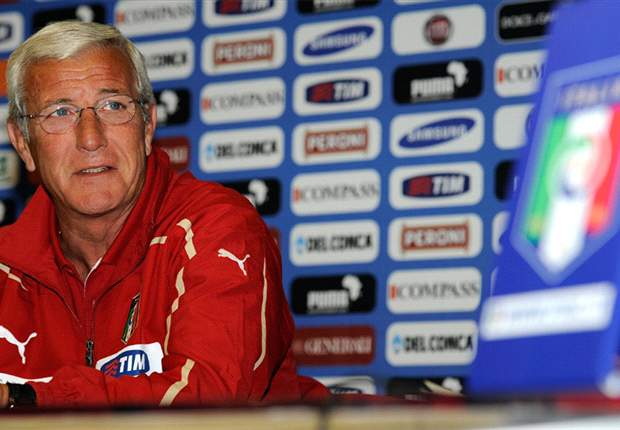 World Cup 2010: Italy Coach Marcello Lippi Bemoans Bad Luck Following New Zealand Draw