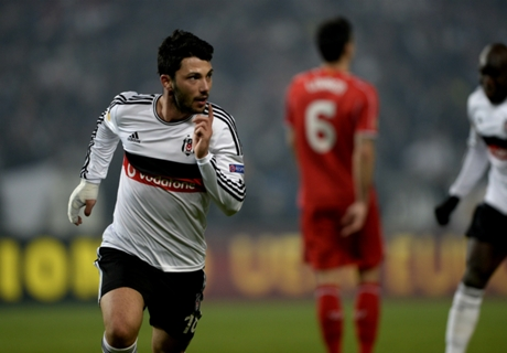 FT AET: Besiktas 1-0 Liverpool (Ap. 5-4)