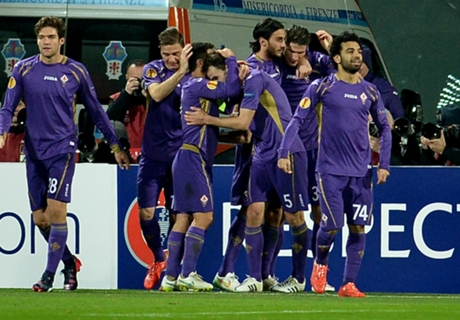 UEL: Fiorentina 2 x 0 Tottenham