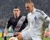 Lukasz Teodorczyk Jeremy Pied Dynamo Kyiv EA Guingamp UEFA Europa League 26022015