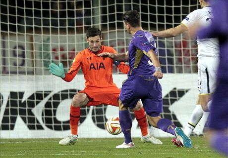 Spurs slump as Gomez sends Viola through