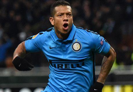 Inter draw Wolfsburg, Roma get Fiorentina