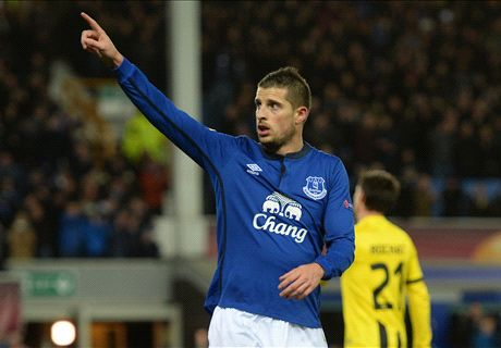 Everton march on in Europe - LIVE
