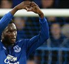 Lukaku stars as Everton cruise through