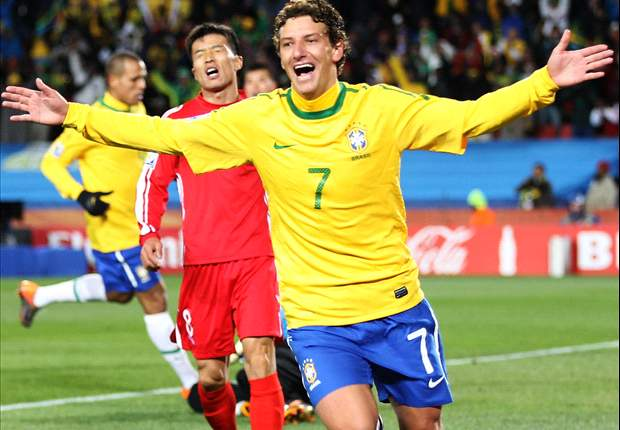 World Cup 2010 Player Ratings: Brazil 2–1 North Korea
