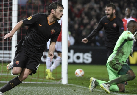 FT: Feyenoord 1-2 AS Roma (AGG. 2-3)