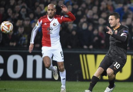 Match Report: Feyenoord 1-2 Roma
