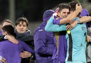 Mario Gomez | Fiorentina - Tottenham 2:0 (Gesamtergebnis: 3:1) | Stadio Artemio Franchi