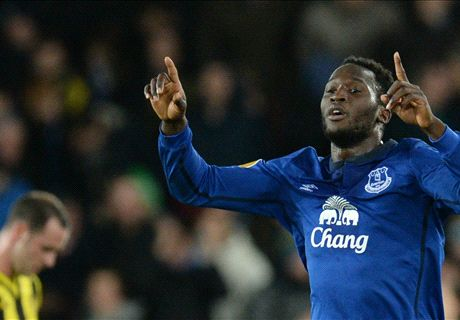 Lukaku-inspired Everton march on