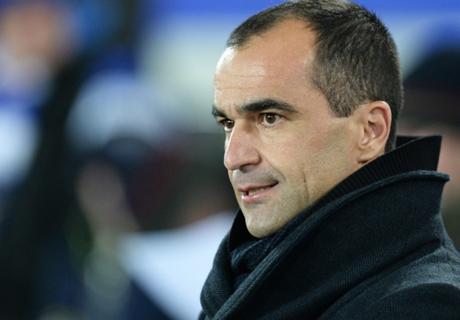 Martinez salutes Everton after EL win