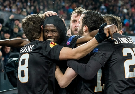 Les affiches des 8e de finale de la Ligue Europa