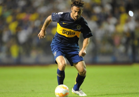 El debut de Osvaldo, en detalle