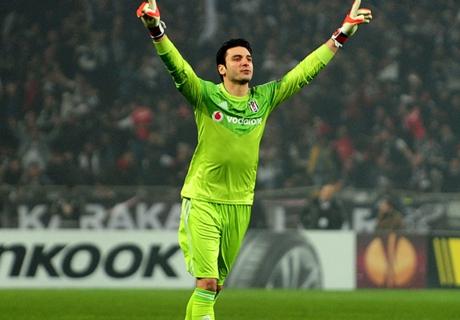 Besiktas settled score - Gonen