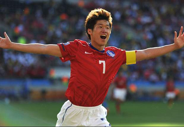South Korea's Park Ji-Sung 'Feeling The Pressure' Ahead Of Asian Cup - Lee Chung-Yong