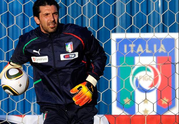 Italy's Gianluigi Buffon: Faroe Islands performance will be a lesson for the future