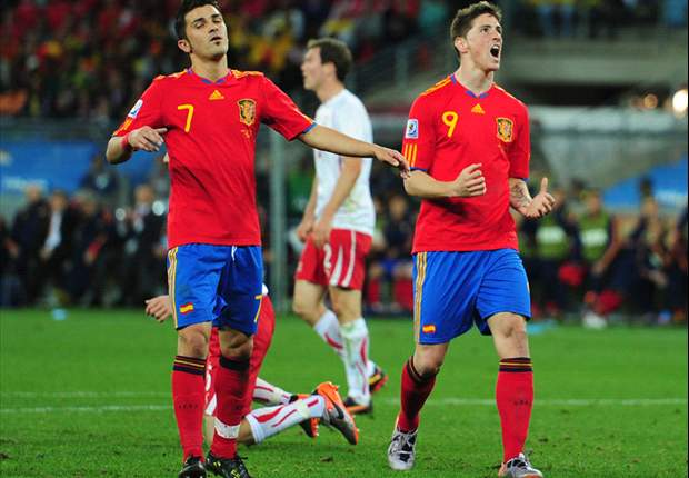 Beware slow-starting Spain: Defeat to Switzerland in 2010 paved the way for World Cup win