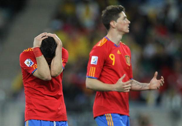 World Cup 2010 Comment: Perfect Swiss timing, but Spain can bounce back