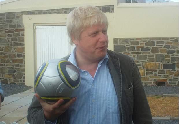London Mayor Boris Johnson Calls For FIFA Reform After England Lose 2018 World Cup Bid