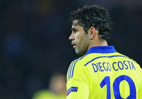Costa Siap Akhiri Paceklik Gol Di Wembley