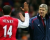 Henry reveals Wenger talks