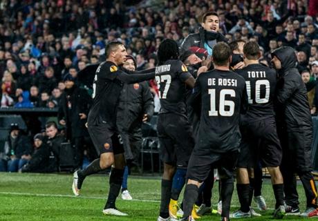 Fünfjahreswertung: Serie A legt zu