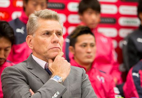 Cerezo Osaka Pecat Pelatih