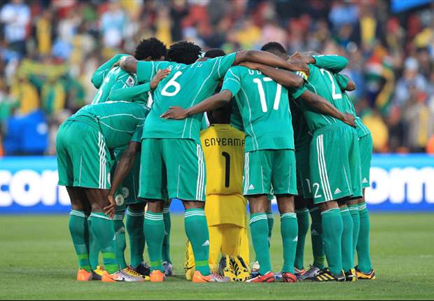 The Super Eagles at the 2010 World Cup