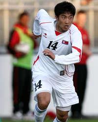 Ri Chol Myong, North Korea International