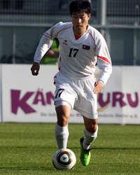 Kum Chol Choe, North Korea International