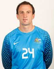 Eugene Galekovic, Australia International