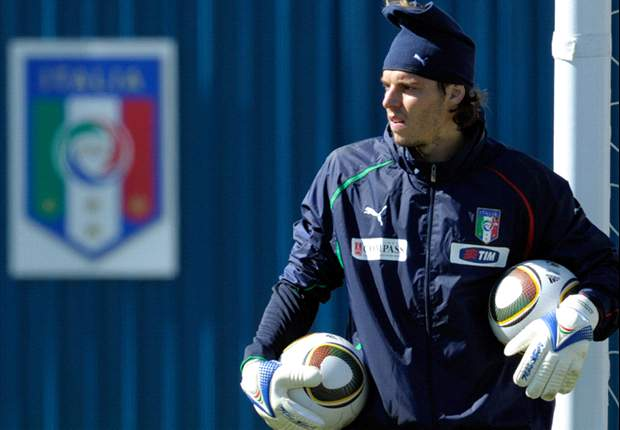 World Cup 2010 Comment: Federico Marchetti's Moment Of Truth For Italy