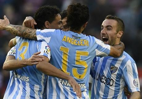 Previa Liga BBVA: Málaga - Getafe