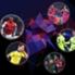 Fünf Spieler und ihre Treffer stehen beim Tor der Woche zur Auswahl