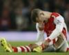 Osim poraza od Monaca, Wenger ima problema s Wislhereom, koji je podvrnut manjoj operaciji