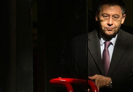 La Fiscalía pide procesar a Bartomeu