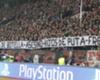 Zwischen Fans von Bayer und Atletico gibt es eine Vorgeschichte
