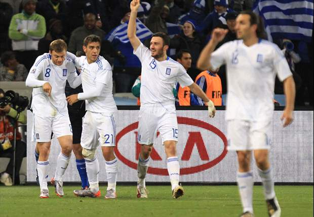 Austria 1-2 Greece: Georgios Fotakis Stars For The Ethniki