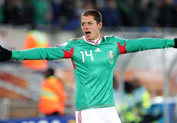 World Cup 2010: Manchester United & Mexico Star Javier Hernandez Fastest Player Of The Tournament