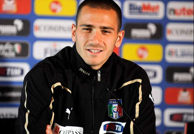 Juventus Defender Leonardo Bonucci Reveals Childhood Bone Disease
