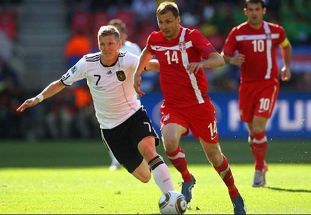 World Cup 2010 Comment: Serbia Bring Germany Back Down To Earth